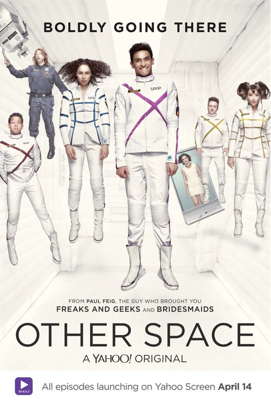Other Space on Yahoo Screen, Poster